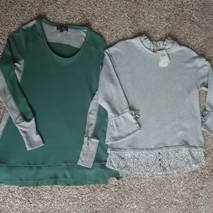 Bundle- Nordstrom Shirts 1 is NWT